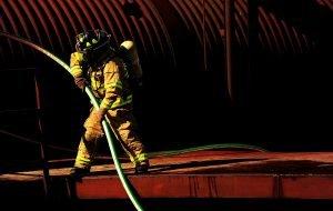 Brigada de incêndio em Teatros é importante
