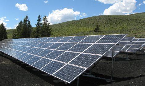 painéis solares para soluções em energia